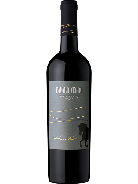 Cavalo Negro Vinhas Velhas Tinto 2018