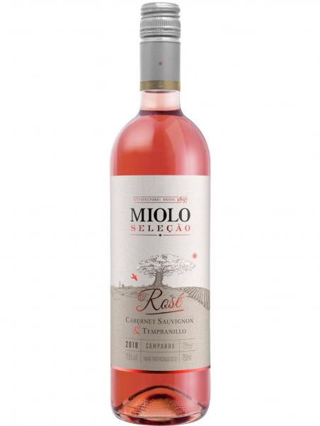 Miolo Seleção Cabernet Sauvignon e Tempranillo Rosé 2020