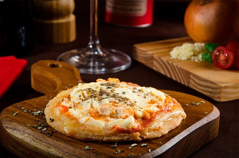 Pizza de Ricota, qual vinho harmonizar com esse sabor tão delicado? O Portugues